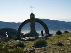 Puerto del Pico, Sierra de Gredos, Španělsko