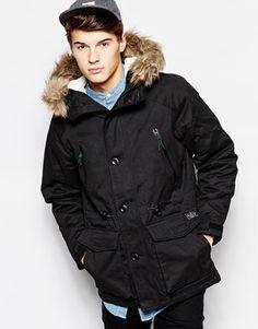 Search: mens black coat coat - Page 13 of 22 | ASOS | mens coats ...