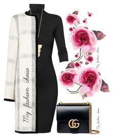 """My fashion choise"" by tatjanasega on Polyvore featuring Gucci, Gorjana and L.K.Bennett"
