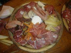 Tagliere di salumi e formaggi di NORCIA-UMBRIA- #Wonderfooditaly #FrancescoBruno @frbrun