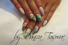 Zeljana... by danicadanica - Nail Art Gallery nailartgallery.nailsmag.com by Nails Magazine www.nailsmag.com #nailart