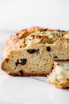 This is the BEST Irish Soda Bread! This easy Irish soda bread recipe is from my Grandmother and has been a favorite St. Patrick's Day recipe for years sallysbakingaddiction.com