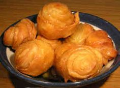 Wildebeeskastaiings, an old South African recipe. A real sweet treat. - I Cook Different South African Desserts, South African Dishes, South African Recipes, Old Recipes, Cookbook Recipes, Great Recipes, My Favorite Food, Favorite Recipes, Around The World Food