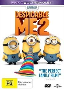 Despicable Blu-ray blu-ray UV new and sealed Illumination Entertainment, Secret Organizations, Despicable Me 3, Mighty Ape, Funny Character, Dvd Blu Ray, 2 Movie, Business For Kids, The Life