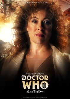 Doctor Who - River in Time by Slytan on DeviantArt