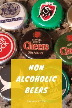 Non alcoholic beer taste test / SHE-EATS