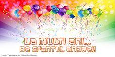 Felicitari de Sfantul Andrei - La multi ani... de Sfantul Andrei! - mesajeurarifelicitari.com Birthdays, Happy Birthday, Free, Happiness, Cards, Anniversaries, Happy Brithday, Urari La Multi Ani, Birthday