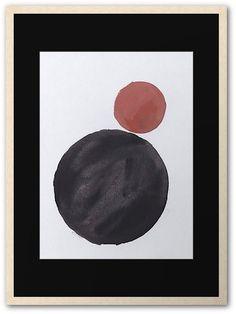 Geometric Shapes Design, Geometric Art, Abstract Watercolor Art, Watercolor Print, Minimal Drawings, Geometry Shape, Shape Posters, Shape Art, Diy Canvas Art