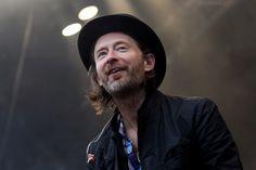 Thom Yorke by Matt Cardy