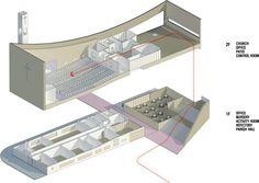 Gallery - JA Curve Church / ZIP Partners Architecture - 20
