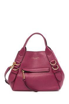 The Small Anchor Leather Satchel by Marc Jacobs on  nordstrom rack Small  Anchor 739d3e1533eec