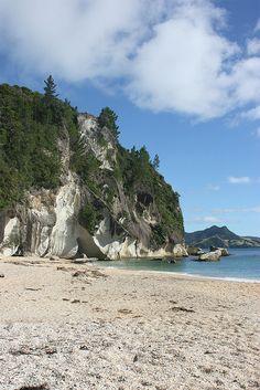 Stingray Cove, Coromandel Peninsula, Waikato, North Island, New Zealand