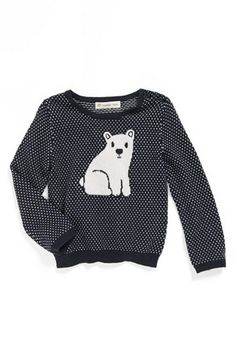 Tucker + Tate 'Alexia' Sweater (Little Girls & Big Girls) available at #Nordstrom