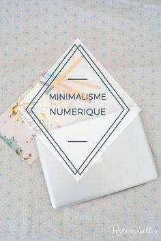 Rosenoisettes: Minimalisme numérique : vers l'efficacité et l'écologie