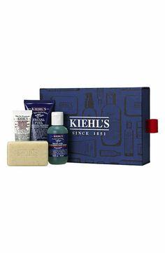 """Kiehl's """"Essentials for Him"""" Gift Set $29"""