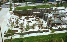 Lawrence Halprin Open Space Sequence | The Landscape Architect's Guide to Portland