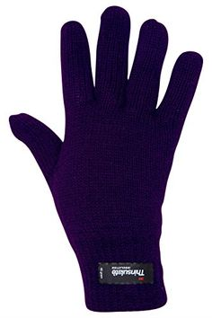Mountain Warehouse Thinsulate Womens Classic Double Knit Glove Mittens Purple - http://todays-shopping.xyz/2016/08/22/mountain-warehouse-thinsulate-womens-classic-double-knit-glove-mittens-purple/