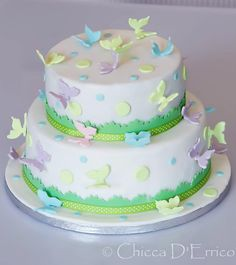 Butterfly cake, the simplesf but still one of my favourites.