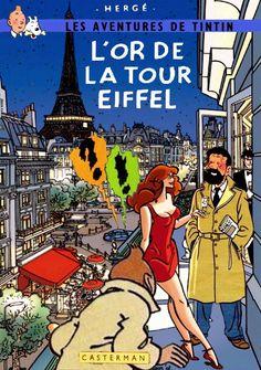L'or de la Tour Eiffel