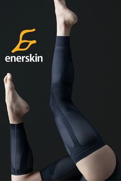 Enerskin Knee Sleeves, Calf Sleeves and Compression Shorts