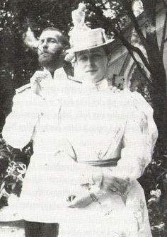 Elisabeth and Sergei