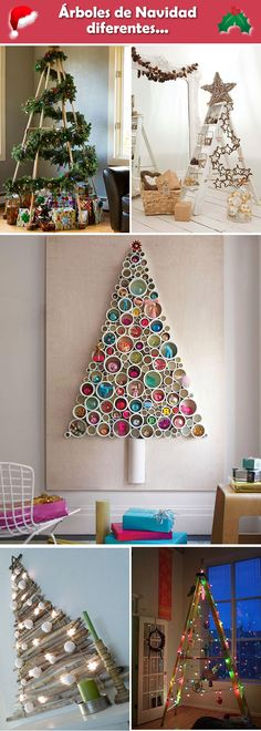 10 Top Rustic DIY  Craft Christmas Decoration Ideas Christmas