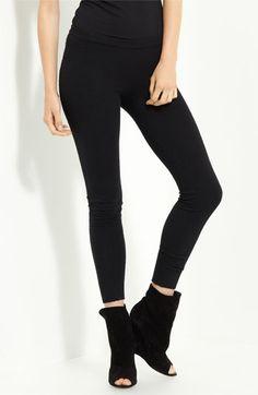Donna Karan Collection Cashmere Blend Leggings
