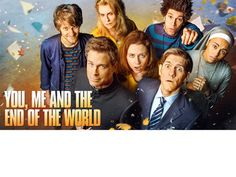 You, Me and the #EndoftheWorld, coming soon to NBC