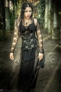 Image result for Gothic Medieval Women