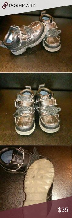 Black Polo boots Great condition black Polo boots Polo by Ralph Lauren Shoes Boots
