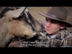 Goats in Too Many Places - Parody of Garth Brooks Friends in Low Places - I am speechless.  So beautiful. <3 YouTube