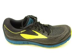 14d94d5a3061b Brooks PureGrit 6 Continental Divide Sz 9.5 Trail Running Athletic Mens  Shoes  Brooks  RunningShoes