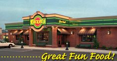 Cleveland Restaurants - Rockne's ... huge servings, love the cut fries, love the club and the Max the Knife!!