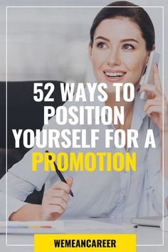 If you're serious about getting a promotion, you have to demonstrate your abilities to the right people. You have to conduct yourself in a manner that positions you as someone who should be considered for a promotion. If you're ready to move beyond an entry- or even middle-level position, you'll likely find our tips quite useful. After all, once you've been working in the same position for a while, it's time to take on a new challenge. #promotion #corporateladder #careeradvice #careertips #work Current Job, New Job, Good Presentation Skills, Good Attitude, Career Coach, Career Education, Career Development, Career Advice, Understanding Yourself
