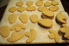 cup-a cup-a: Timeless Sugar Cookies #christmas