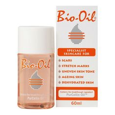 It is also effective for ageing and dehydrated skin. Bio-Oil's unique formulation, contains the breakthrough ingredient PurCellin Oil, which is highly effective for ageing and dehydrated skin. Bio-Oil skincare oil has 224 skincare awards. Bio Oil Scars, Acne Scars, Bio Oil 60ml, Bio Oil Before And After, Bio Oil Uses, Bio Oil Stretch Marks, Scar Cream, Eye Cream, Beauty