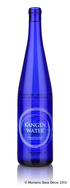 Kangen Water---I love this bottle, used in restaurants serving amazing Kangen Water! http://www.thewetterwater.com