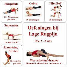 Afbeeldingsresultaat voor yoga oefeningen voor de rug