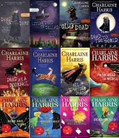 Sookie Stackhouse Complete Collection Bundle Set by Charlaine Harris True Blood eBook - $19.99