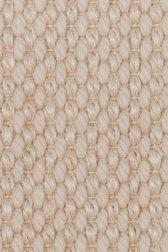 Cortina wool & sisal rug in Powder, by Merida.