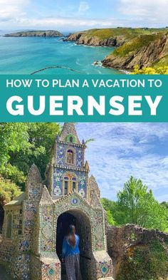 Visit the incredible island of Guernsey and enjoy a relaxing vacation packed with history! Guernsey island travel is amazing, but here's what you need to know. #guernsey #island #travel