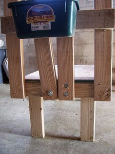 I've noticed that a good number of people come here looking for pictures and ideas for building a goat head catch or milking stand at home. I've included some pictures in my previous Goat 101 posts, but I wanted to devote an entire post to this subject, since it is a simple project you can …
