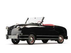 1953 Rovin D4 13HP Microcar