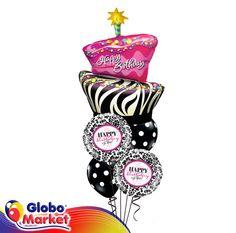 ¿Un cumpleaños inesperado? En #GloboMarket tenemos la solución. :) #EnglobaTusEmociones