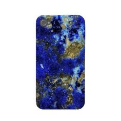 azurite iphone cover