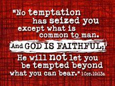 1 Cor 10 13 NKJV | Be Encouraged By: 1 Corinthians 10:13 - Dating Advice - Zimbio