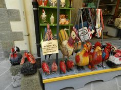 Angry Roosters