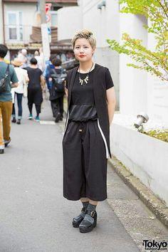 #japanesefashion #tokyofashion