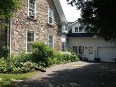The Rothwell Stone Cottage Annex is a cozy second floor apartment above the back of a heritage stone house built between 1820 and Westport Ontario, Annex, House Built, Second Floor, Barn, Cottage, Cozy, Flooring, Stone