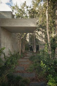 Phoenix House   Sebastian Mariscal Studio #entrance